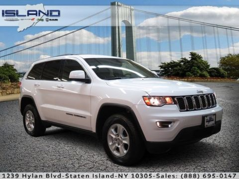 Pre-Owned 2017 Jeep Grand Cherokee Laredo Four Wheel Drive SUV