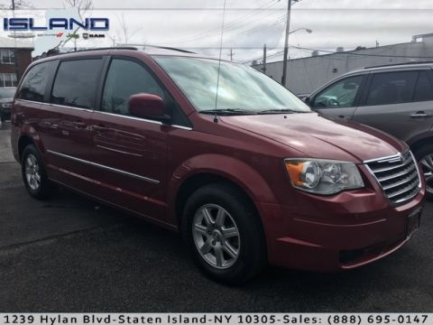 Pre-Owned 2010 Chrysler Town & Country Touring Front Wheel Drive Minivan/Van