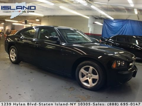Pre-Owned 2010 Dodge Charger  Rear Wheel Drive Sedan