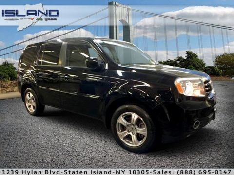 Pre-Owned 2014 Honda Pilot EX-L Four Wheel Drive SUV