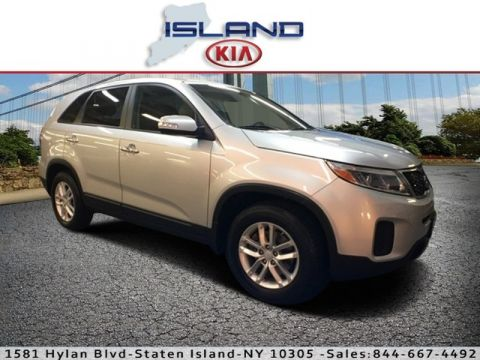 Certified Pre-Owned 2014 Kia Sorento LX Front Wheel Drive Sport Utility