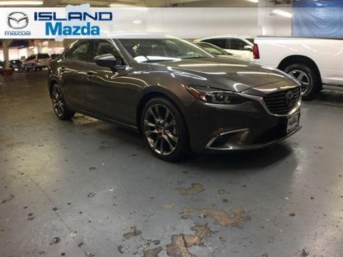 Certified Pre-Owned 2016 Mazda6 i Grand Touring Front Wheel Drive Sedan