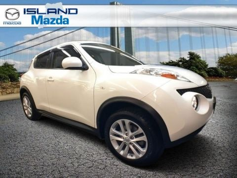Pre-Owned 2014 Nissan JUKE S All Wheel Drive SUV