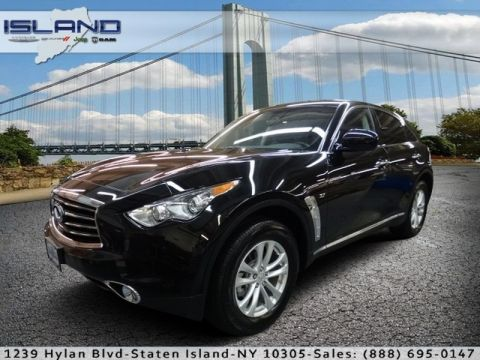 Pre-Owned 2016 INFINITI QX70  All Wheel Drive SUV