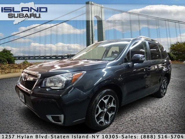 Certified Pre-Owned 2014 Subaru Forester Touring