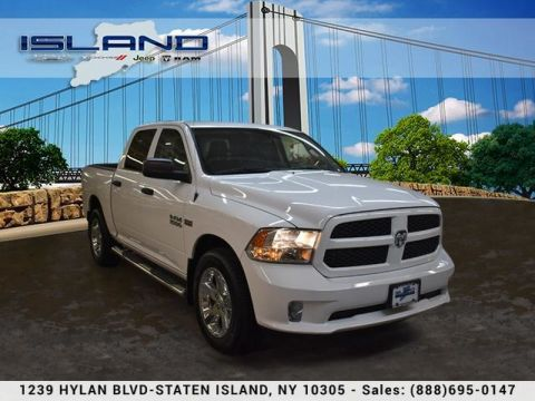 Pre-Owned 2014 Ram 1500 Tradesman/Express Four Wheel Drive Pickup Truck