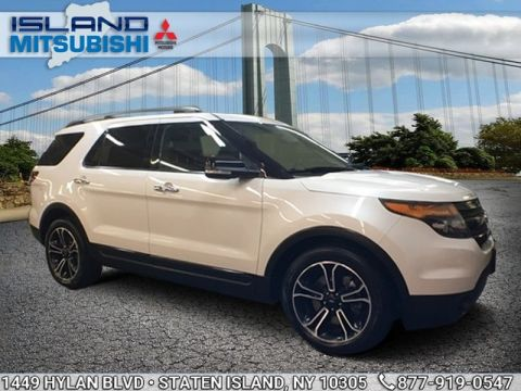 Pre-Owned 2014 Ford Explorer Sport Four Wheel Drive SUV