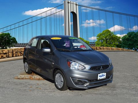 Pre-Owned 2017 Mitsubishi Mirage ES Front Wheel Drive Hatchback